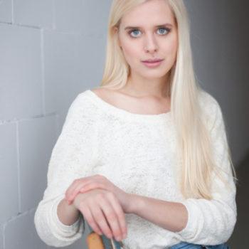 Schauspielerin Portraitfoto