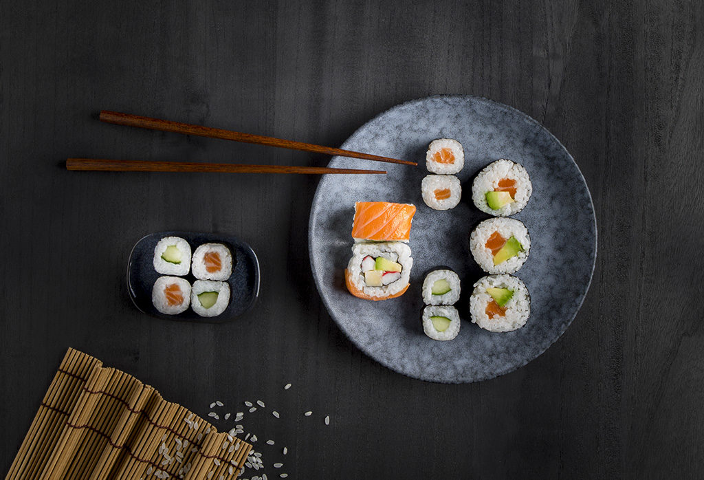 Foodfoto Sushi
