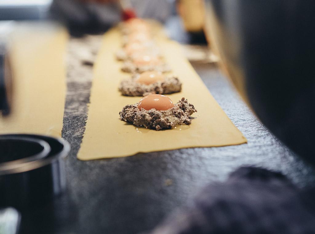Pasta Küchenreportage