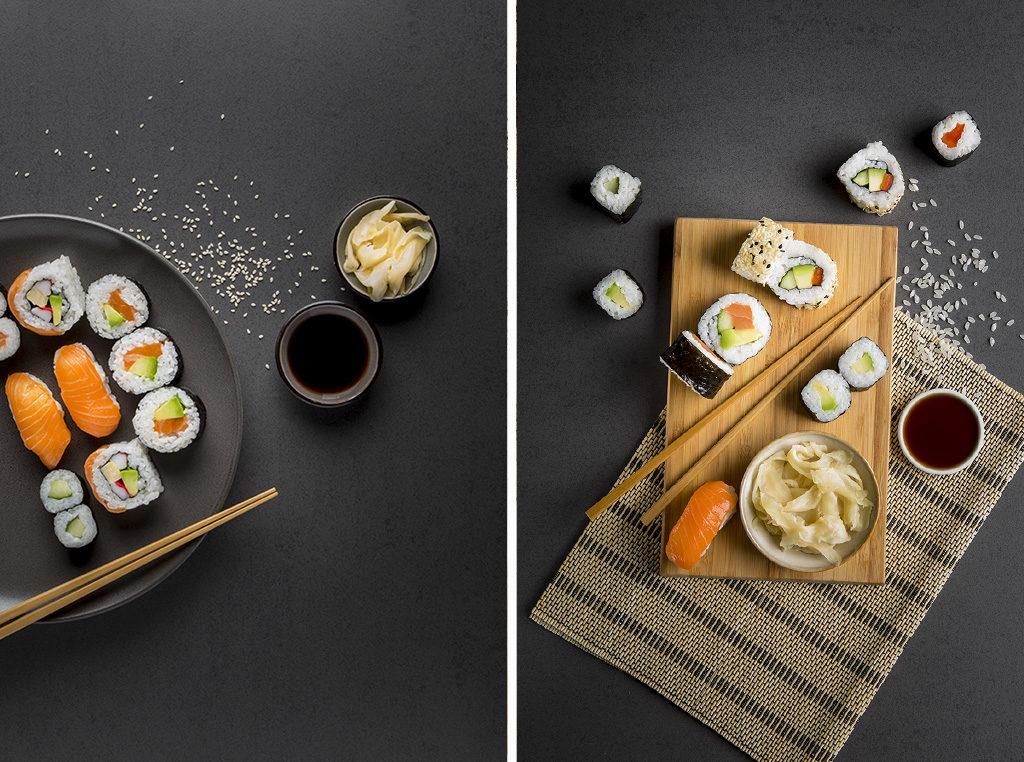 Sushi Foto Foodfotografie