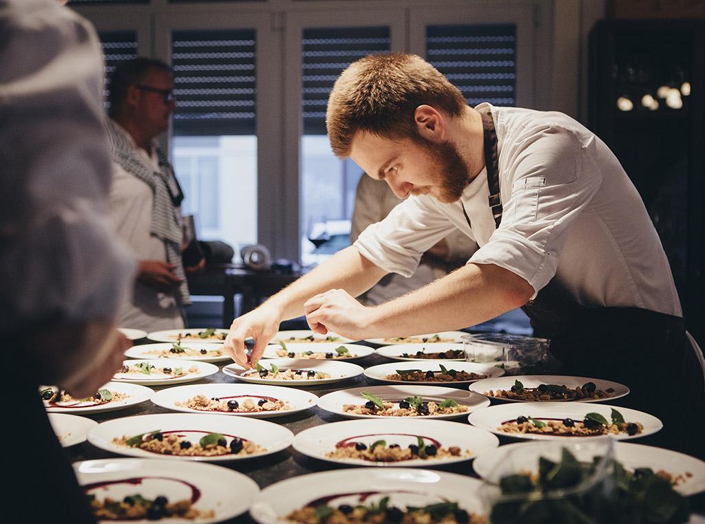Küchenreportage
