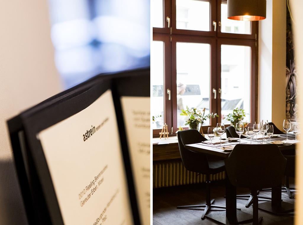 Restaurant Raumaufnahmen Köln