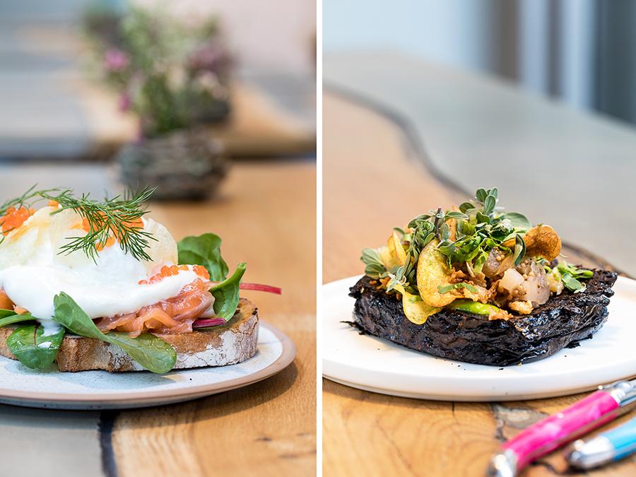 Frühstück Foodfoto