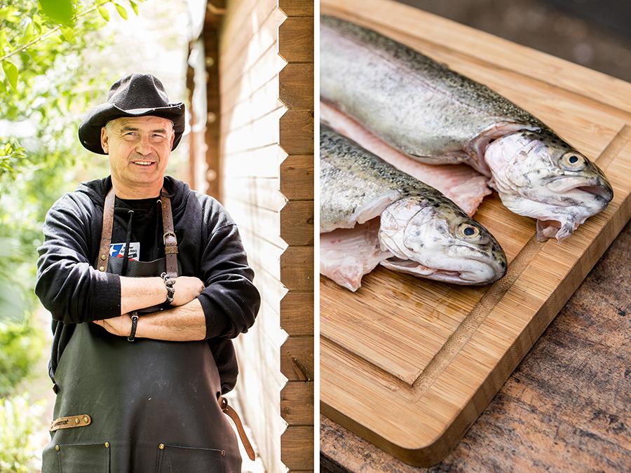 Grillrezepte mit Fisch