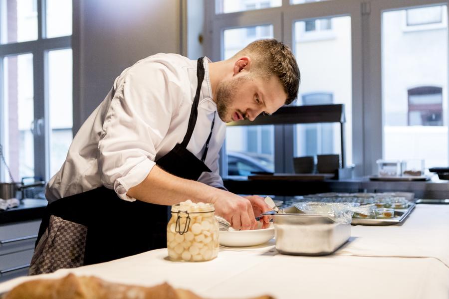 Plating Kölner Gastronomie