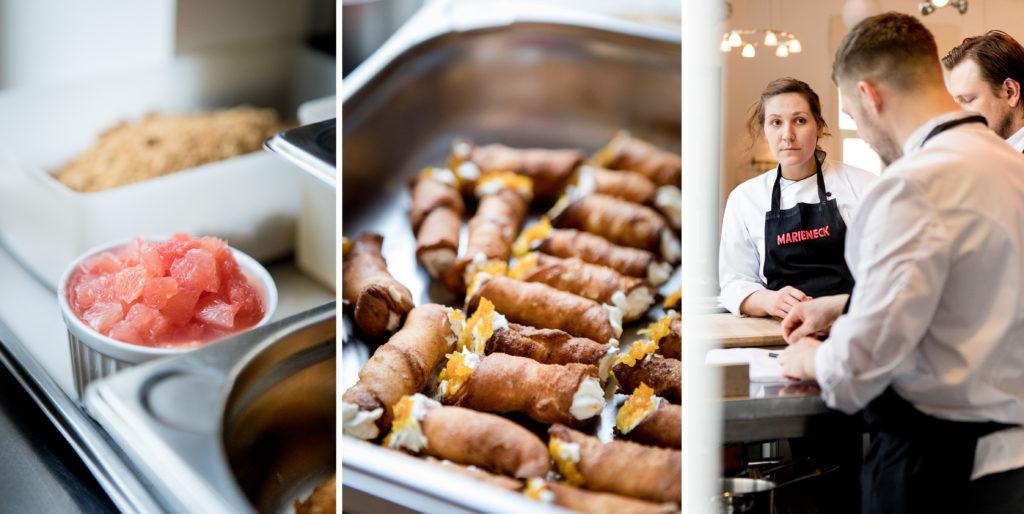 junge Köche in der Gastronomie in Köln